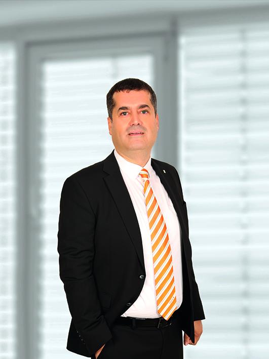 Weidmüller Türkiye'ye yeni genel müdür 1551681328 Weidm  ller T  rkiye Genel M  d  r   Birol Atay