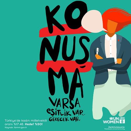UN Women 8 Mart Kadınlar Günü filmi ile eşitlik mesajı veriyor 1552032341 UN Women Kadinlar Gunu  3  1