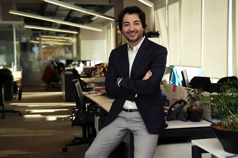 Hepsiburada'ya yeni CEO 1552467129 Hepsiburada CEO Murat Emirdag